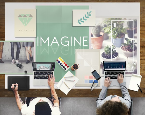 Imagine Creativity Imagination Thinking Concept